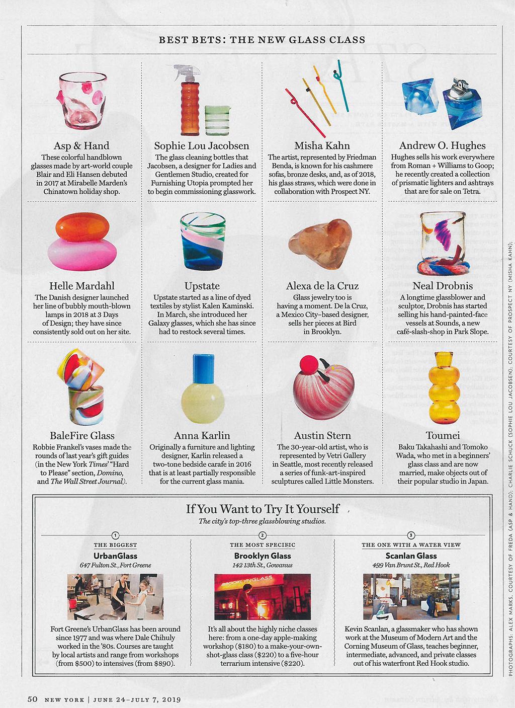 June 24 New York Magazine