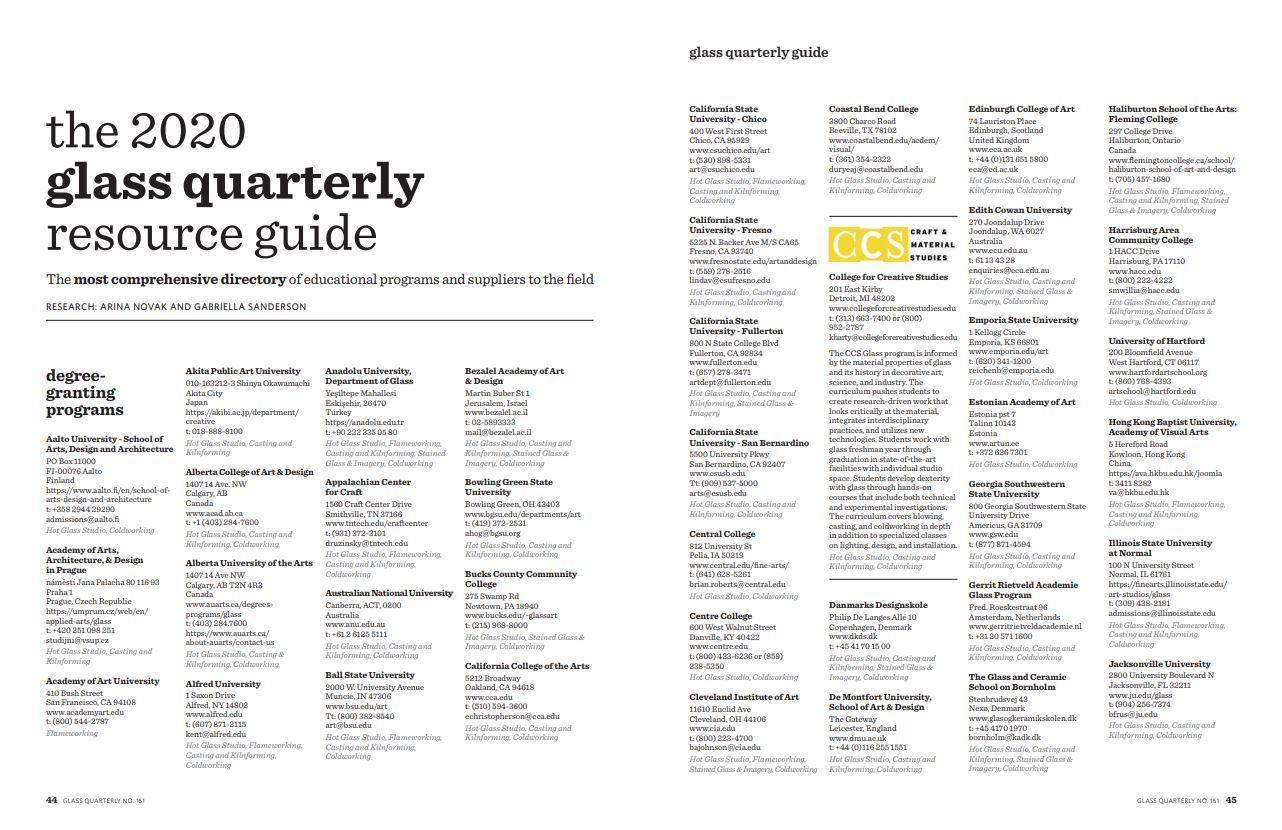 161 Resource Guide Opener