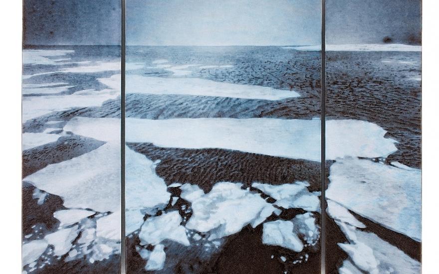 April Surgent Drift Ice