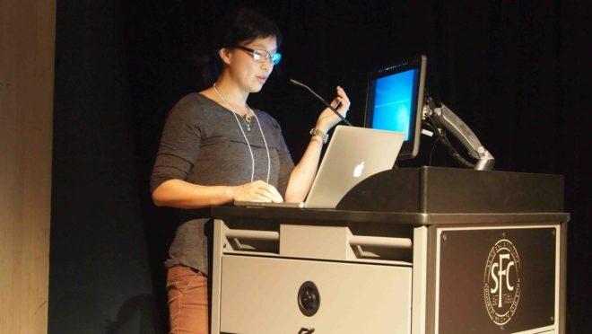 Helen Lee Talk
