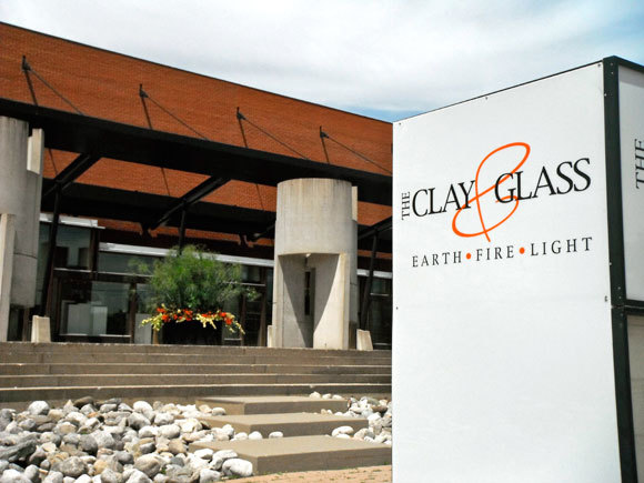 Canadian Clay Glass Gallery Art
