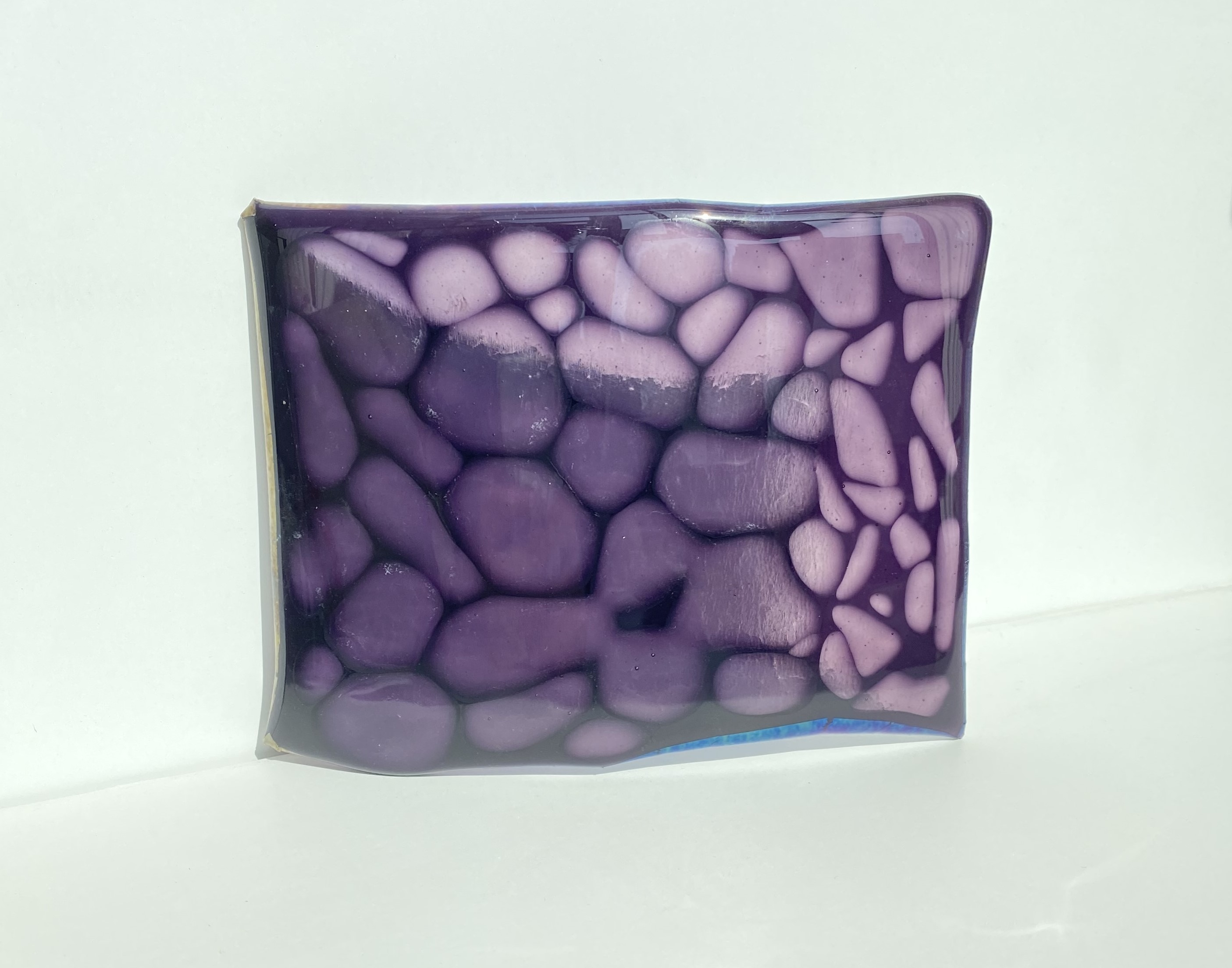 Work by Michelle Bayat - Purple