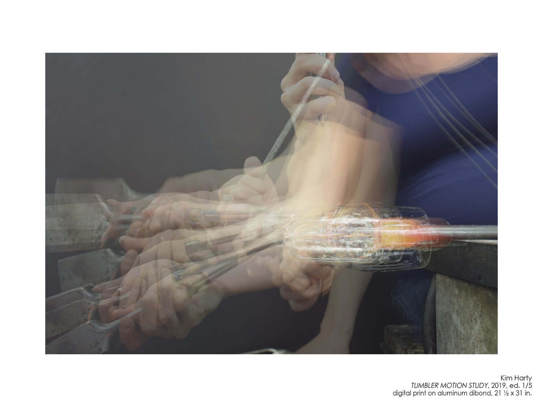 Kim Harty Tumbler Motion Study