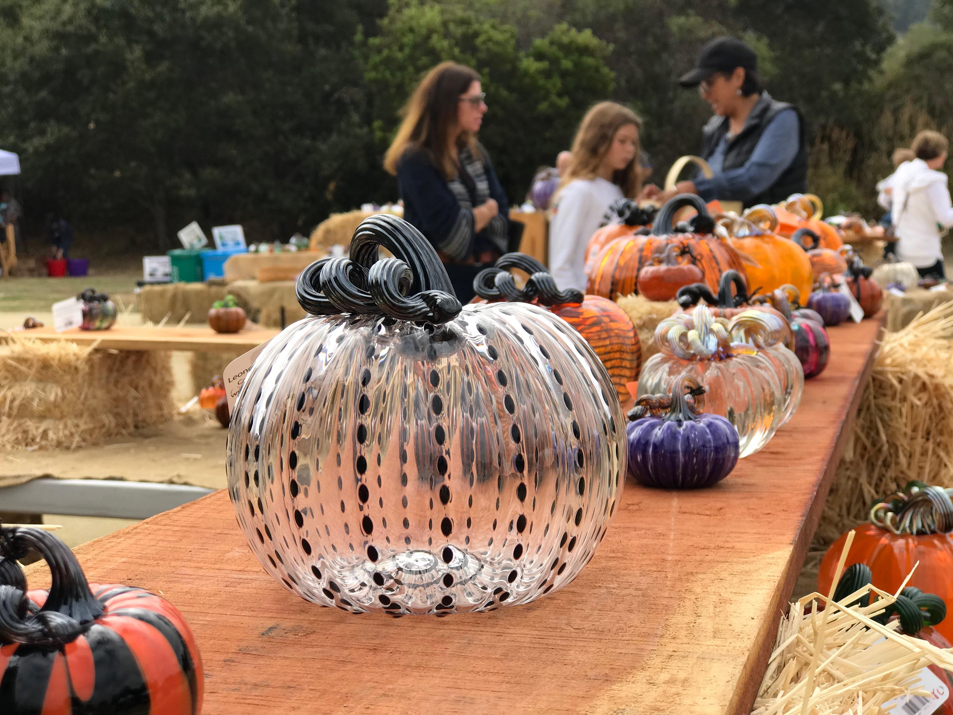 Leonoff Glass Pumpkins4