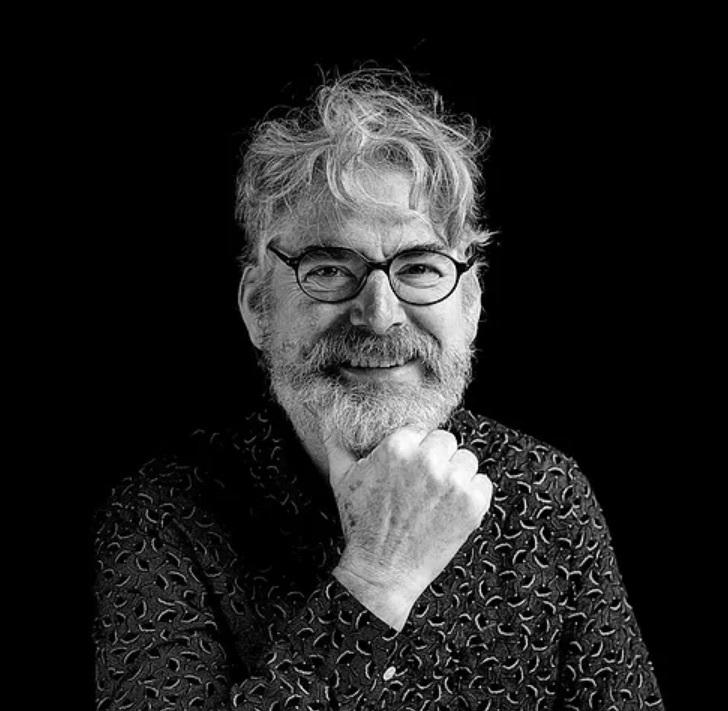 Mark Eliott Portrait