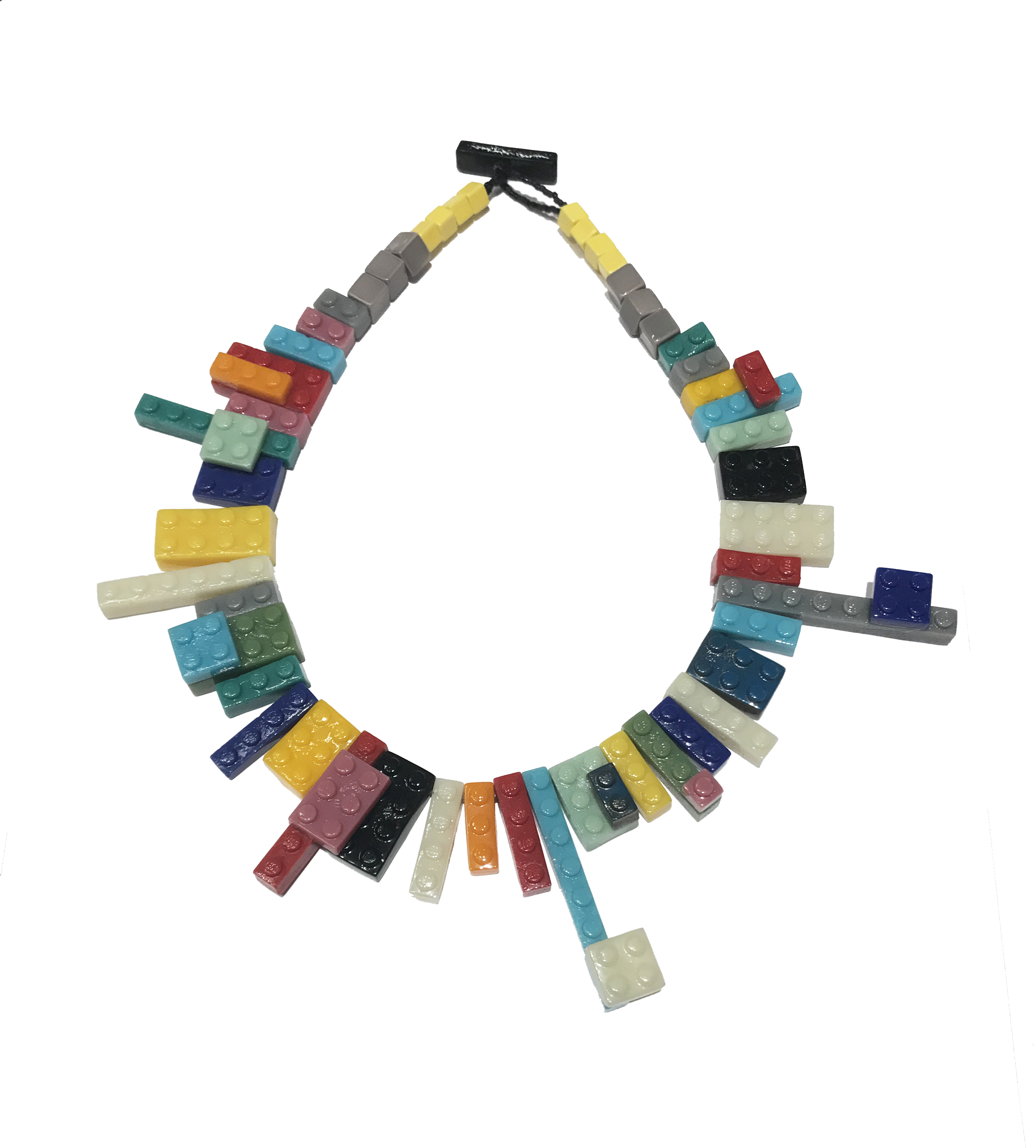 Building Block Jewelry collection by Dena Pengas