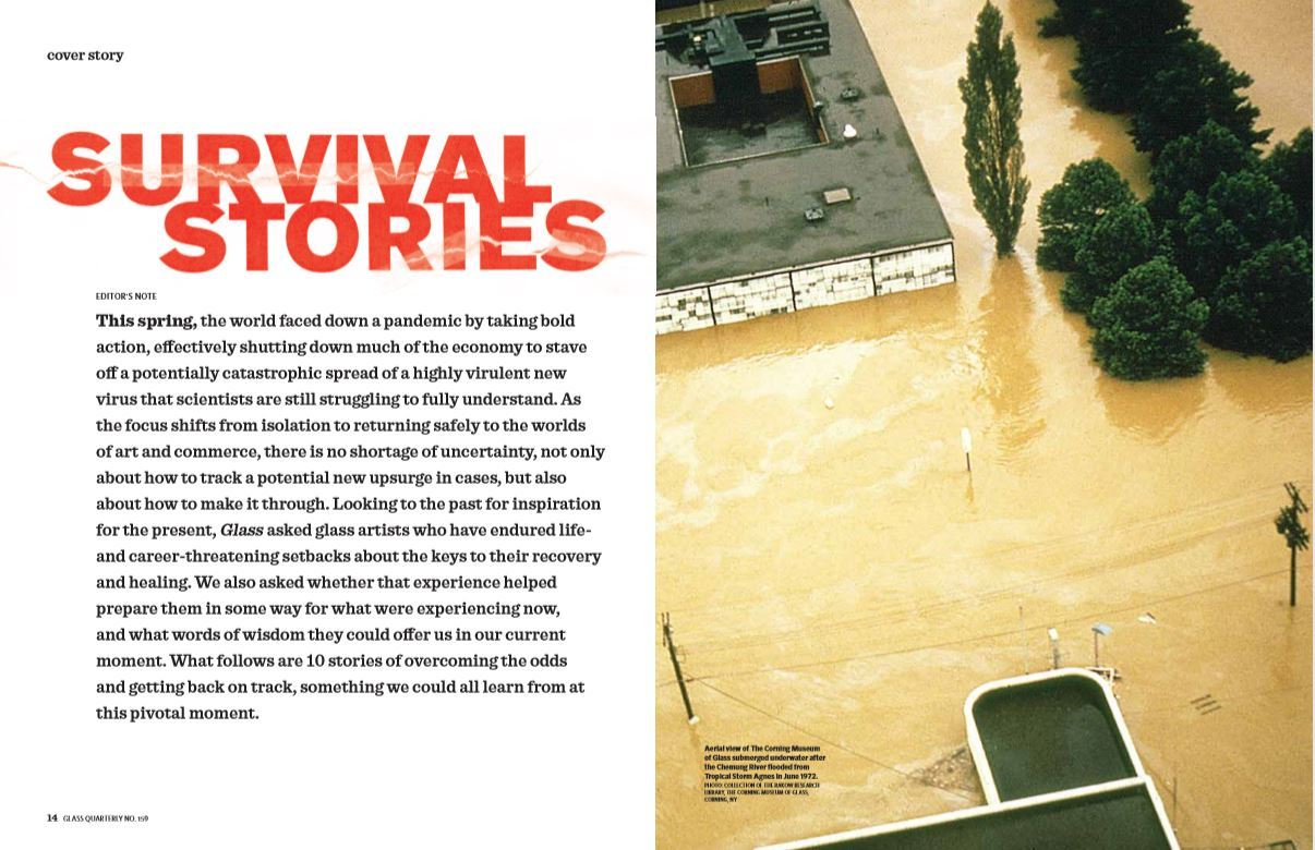 Survival Stories Opener