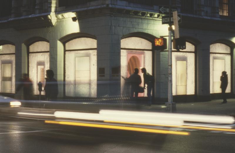 Sydney Cash Broadway Windows1987 Photo Todd Weinstein