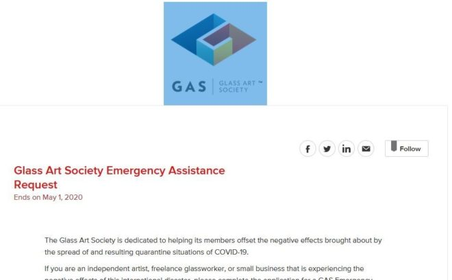 Emergency Assistance Grant