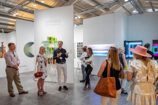 Intersect Aspen Art Talks Events