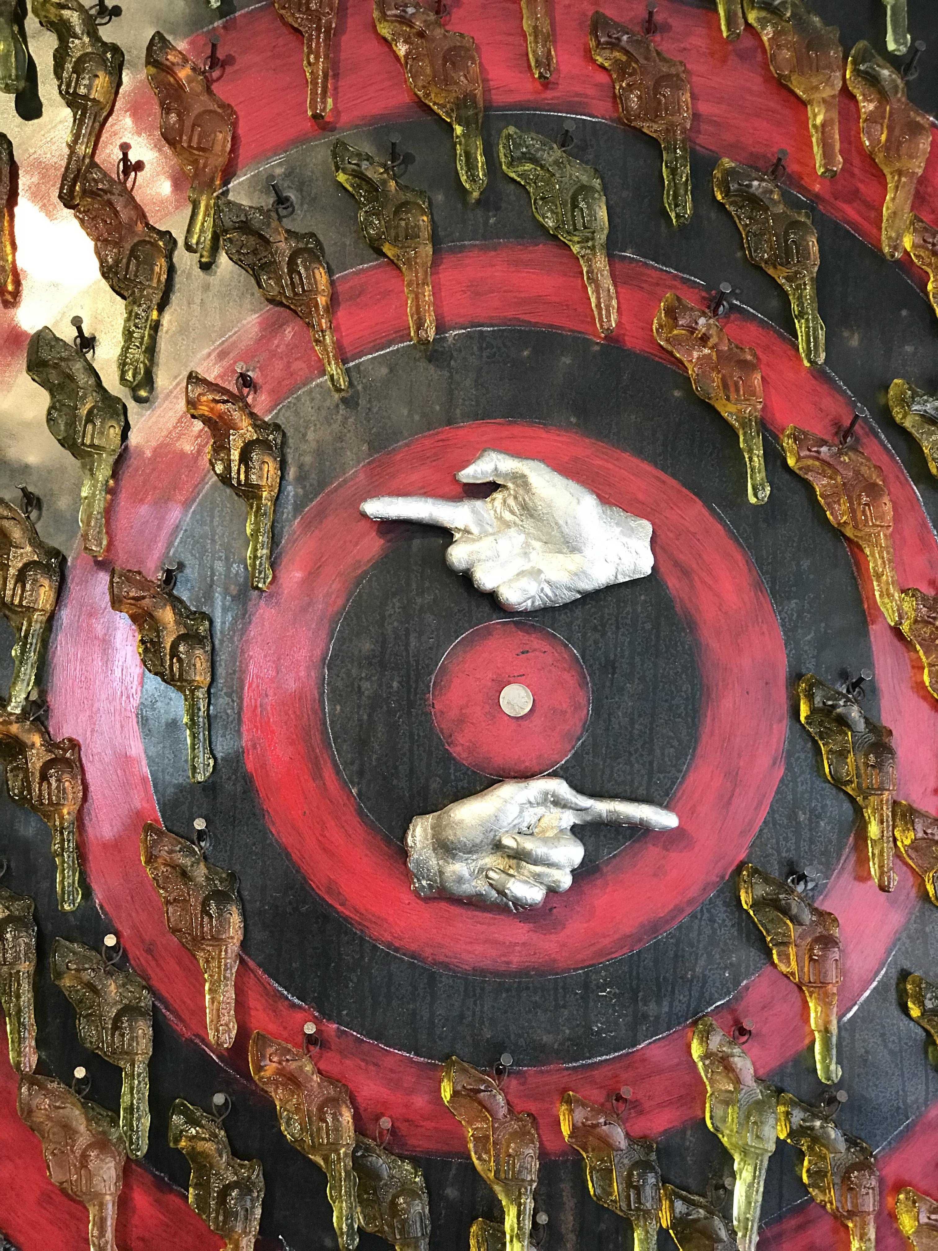 Bullseye Detail