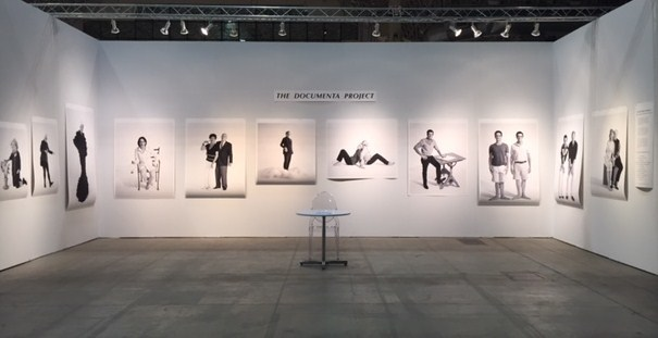 Documenta Project Booth At SOFA 2017