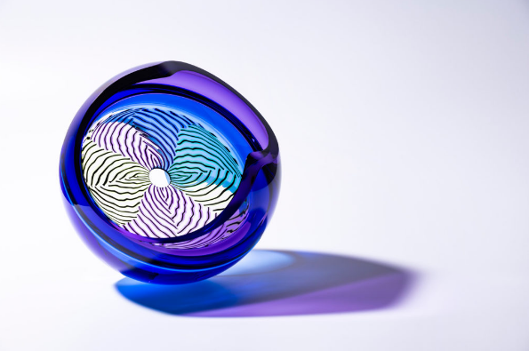 Glass A