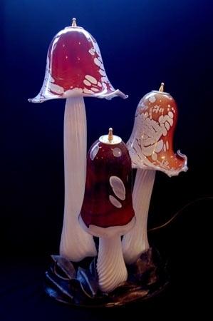 Mushroomlamp