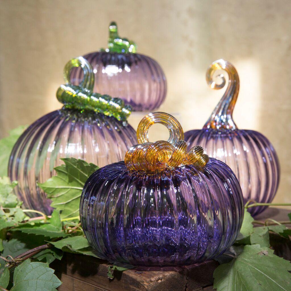 Signature Pumpkin Glass Academy