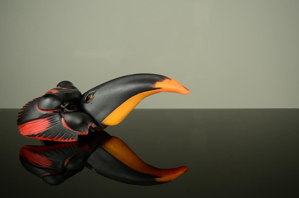 Salazar Esteban 1 Woodpecker Mask 2015