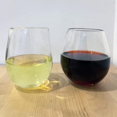 Choice Grapes Glass 2