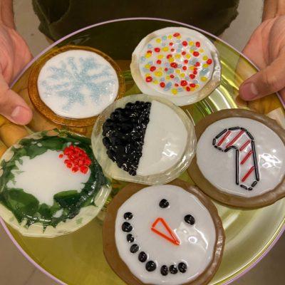 James x Cookies