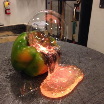 Veggie Blow: Glassblowing Weekend