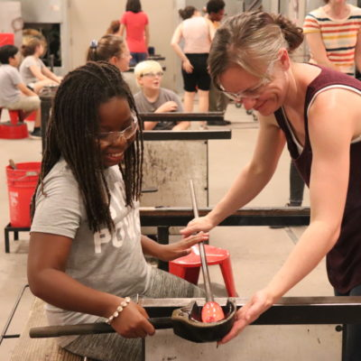 Youth Camp! Summer Skills: Intro to Glassblowing
