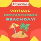Virtual Open Studios Beach Day