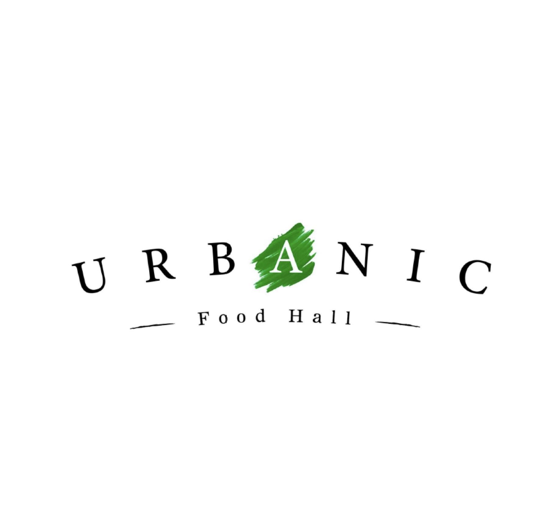Logo do Urbanic Food Hall