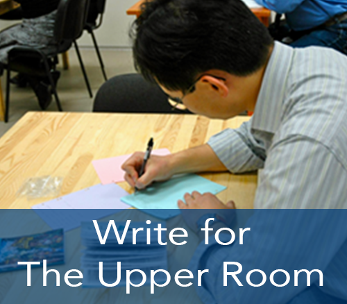 Write for The Upper Room