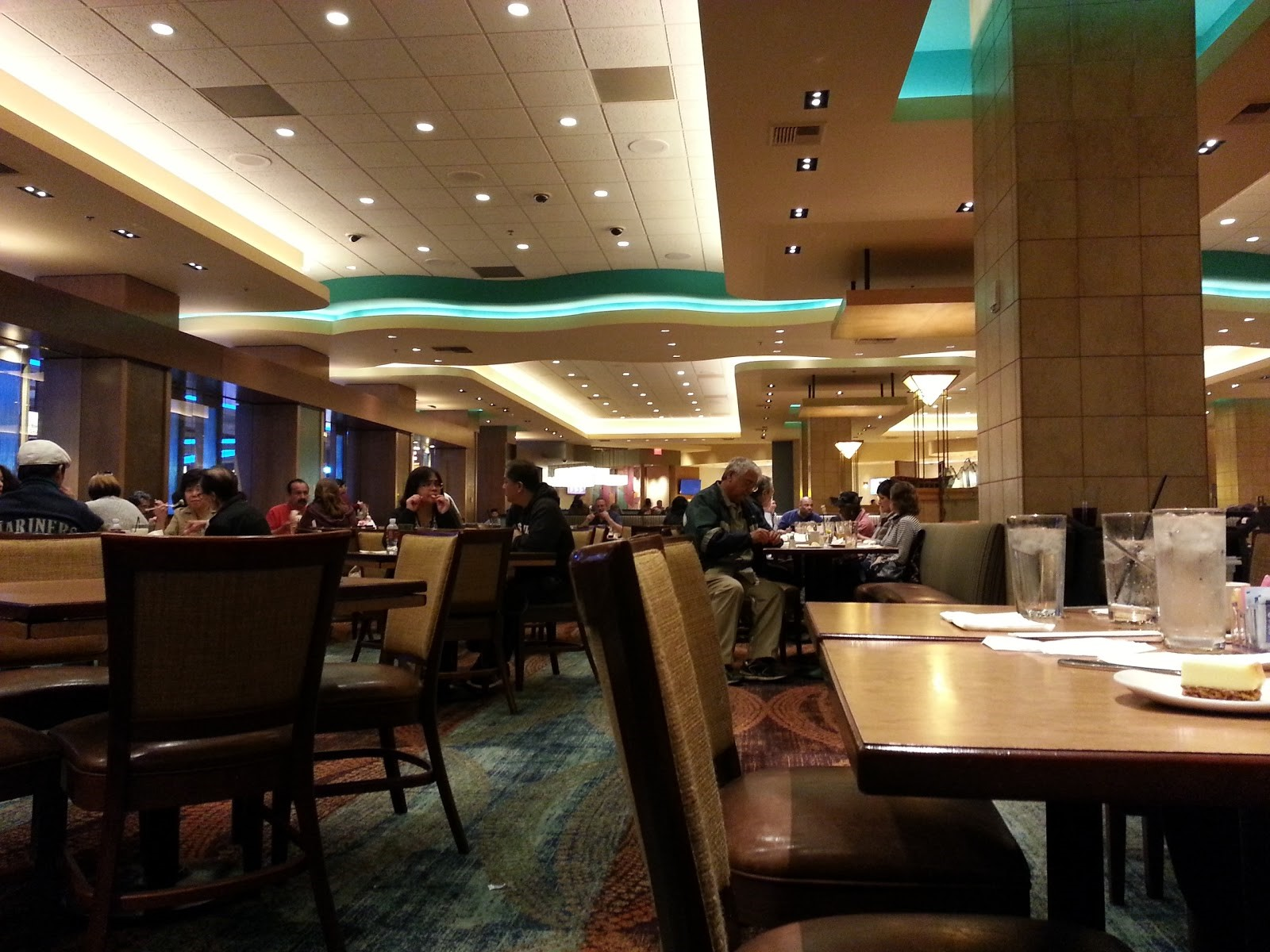 San manuel casino serrano buffet