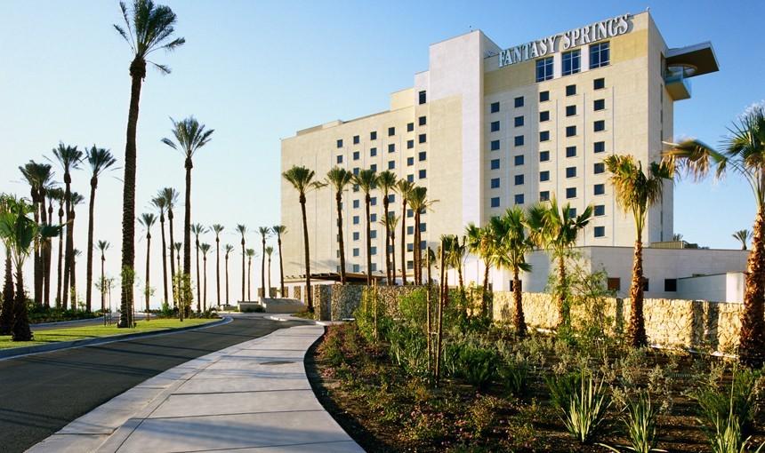 fantasy springs resort and casino indio