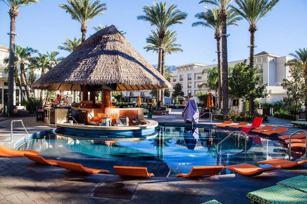 Casino hotel in southern california