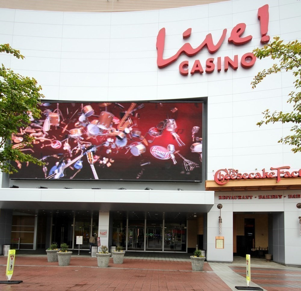 Vip Casino Host For Comps At Maryland Live Casino