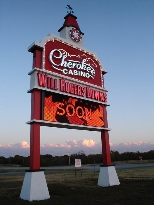 Casino cherokee down rogers will 0 casino gambling online