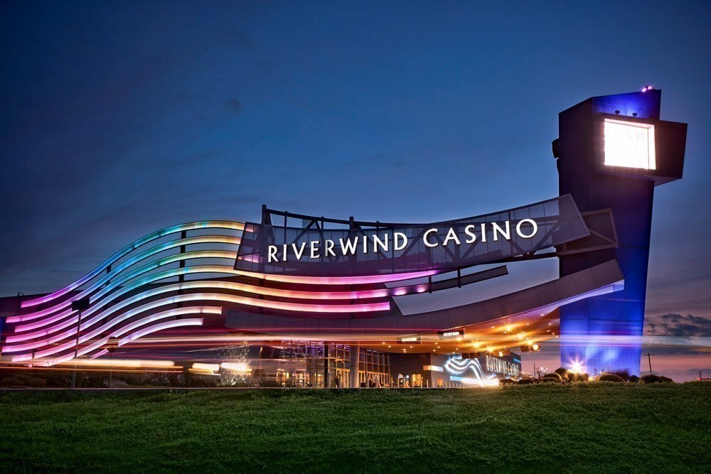 Riverwinds casino oklahoma best slot machine to play at fallsview casino