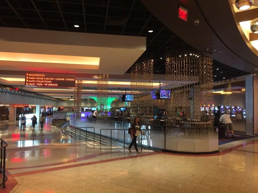 37 inside harrah's casino