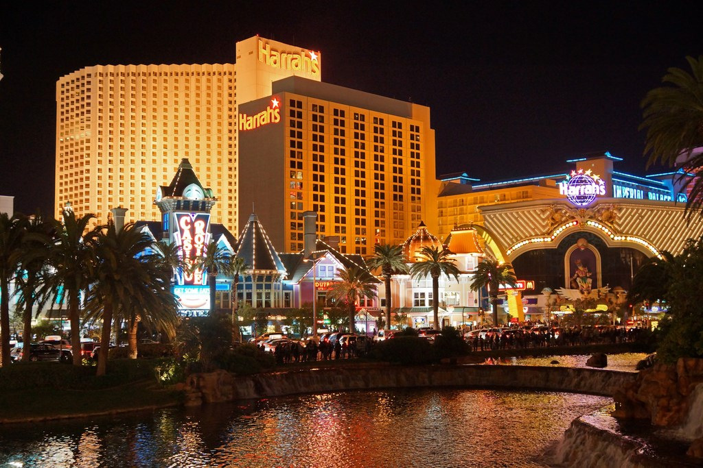 HarrahS Hotel Vegas