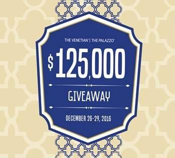 $125,000 Giveaway Weekend