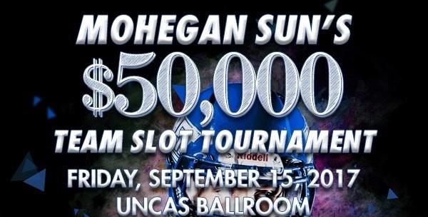 50000 Team Slot Tournament