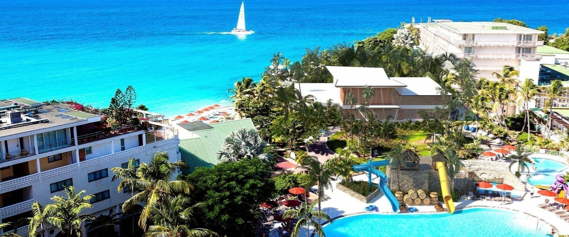 Allinclusive Stay at Sonesta Maho Beach Resort or Sonesta