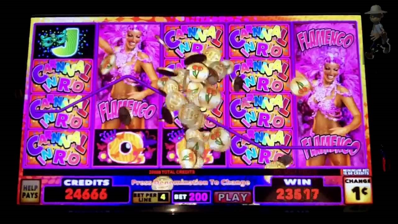 Carnival In Rio Slot Machine Download
