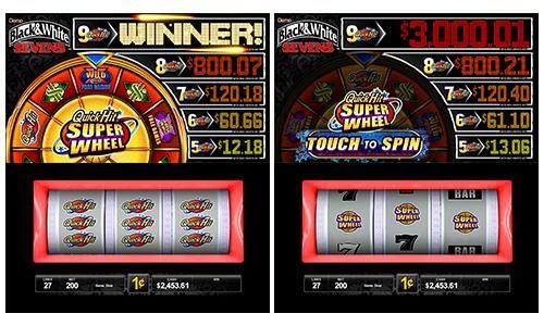 Motorhome Service Area - Supermarche Casino Slot Machine