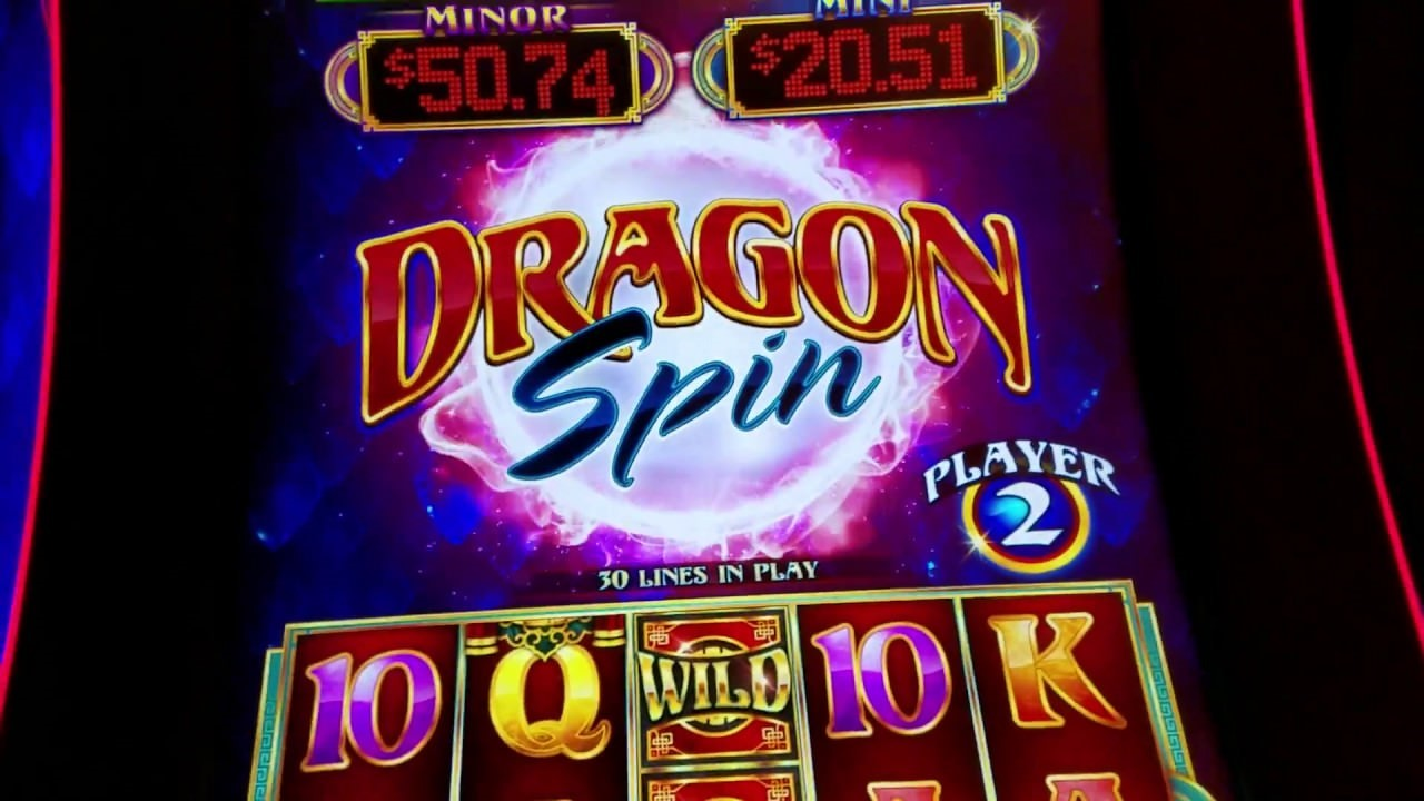Bally Dragon Spin