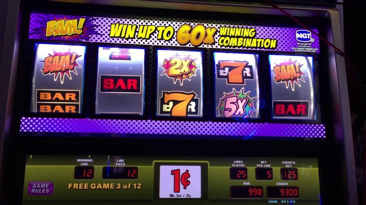 6 Appeal Slot Machine