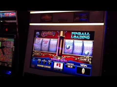 Pinball Slot Machine by IGT