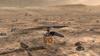 Mars Gets Drones?