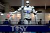 An Olympics For Robots?