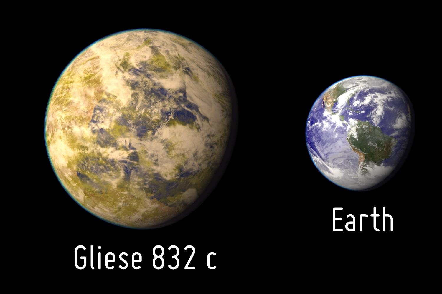 Earth-like Planet Capable of Supporting Life Discovered