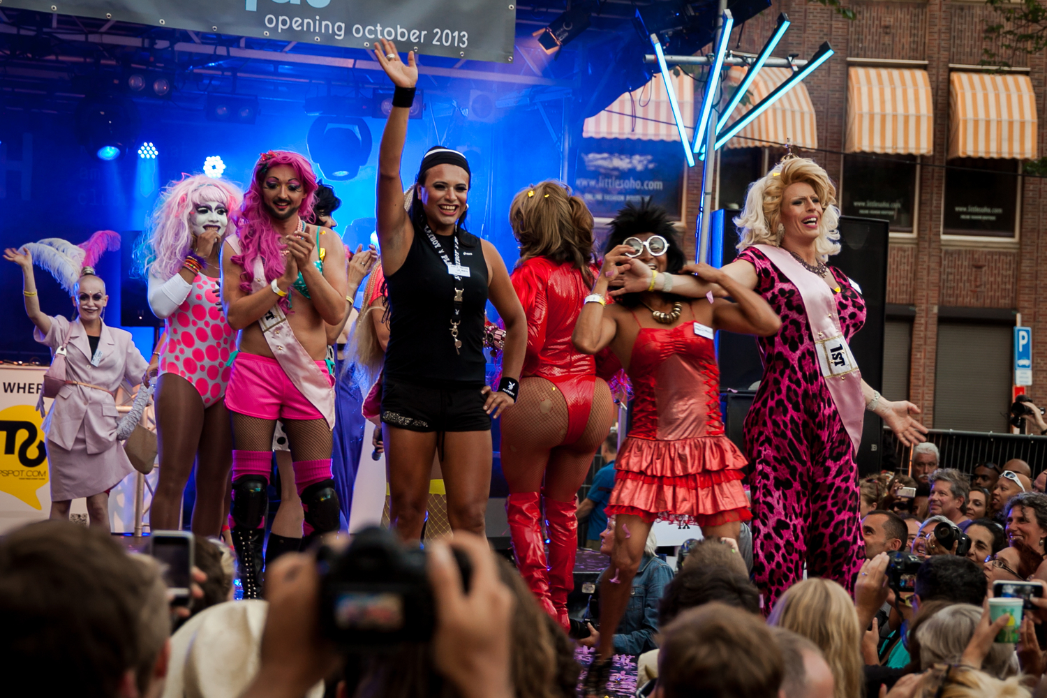 Drag Queens Argue With Facebook Over Real Name Rule