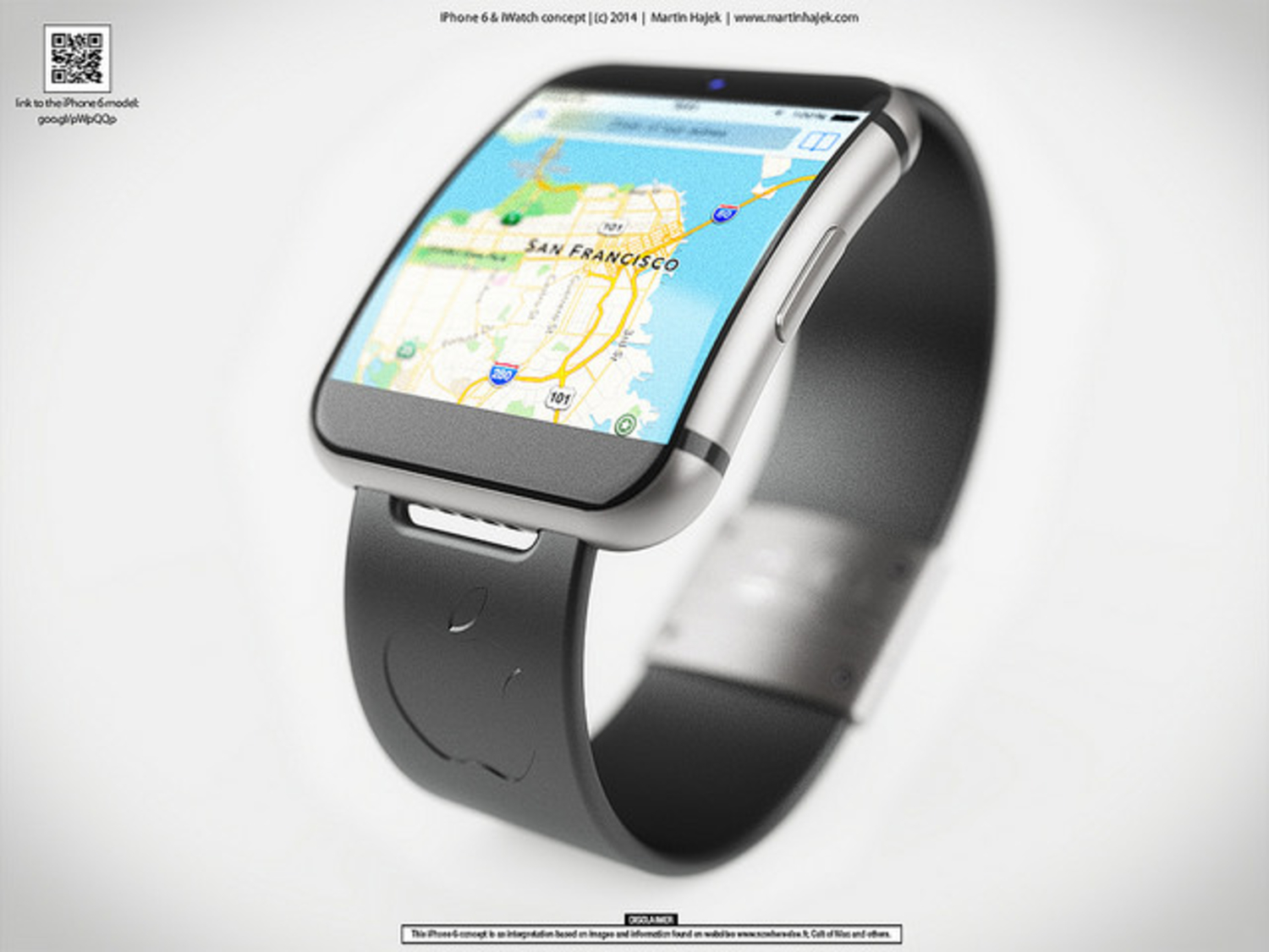 10 Best Imaginary Design Concepts of The iWatch