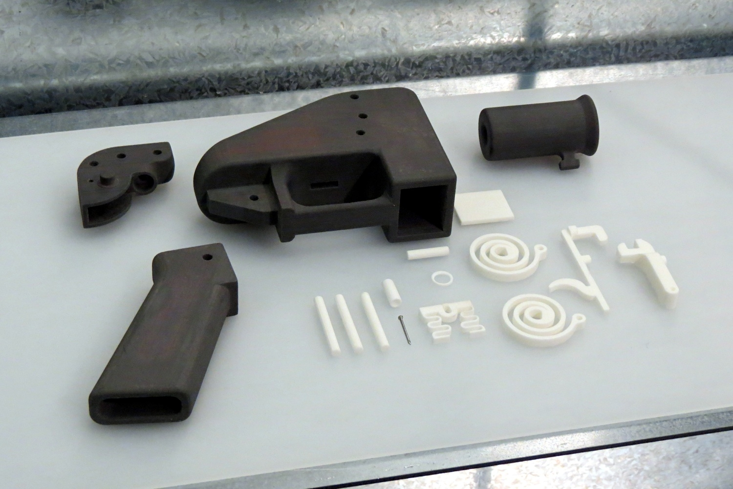 5 Alarming 3D Printed Guns