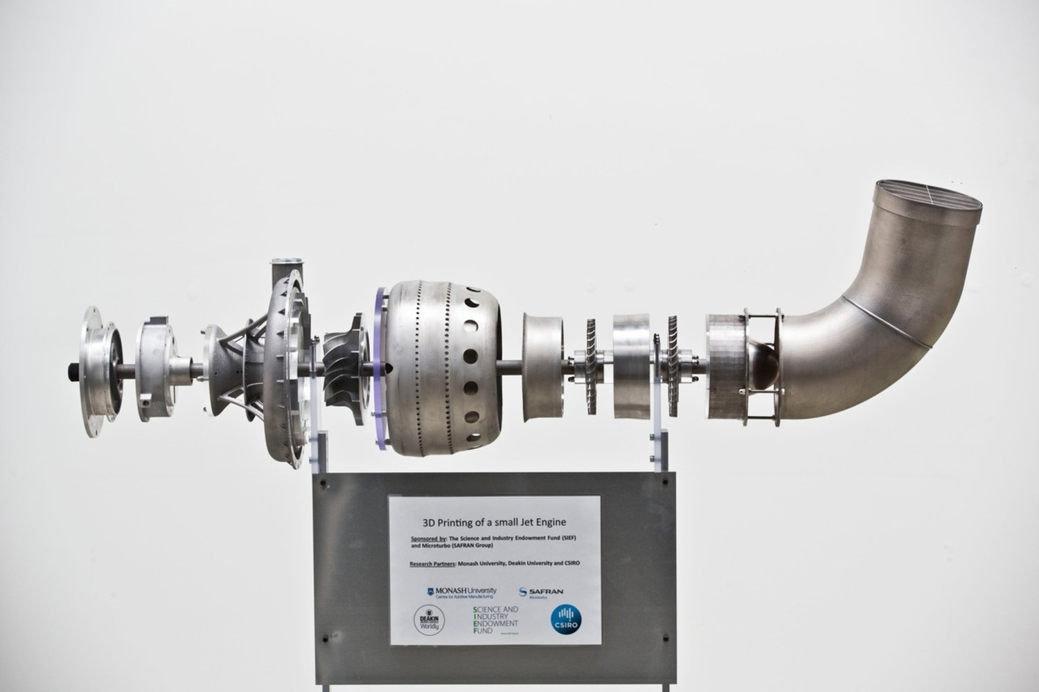 Two Jet Engines Have Been 3D Printed